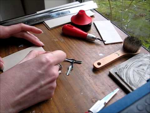 Carving an ankh symbol with SoftCut