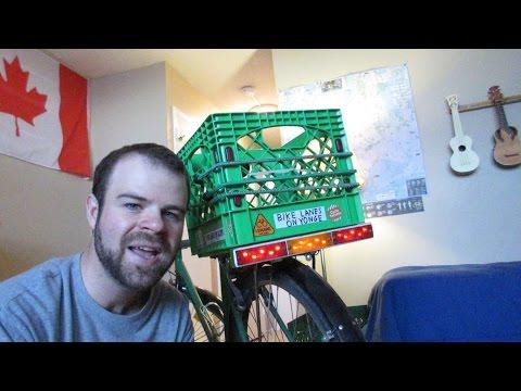 Changing the Batteries on my Custom Rear Bike Light
