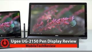 "Ugee UG-2150 22"" Pen Display Review"