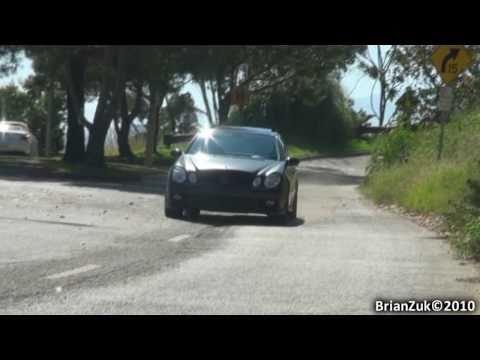 Mercedes E55 AMG vs. Mercedes S63 AMG