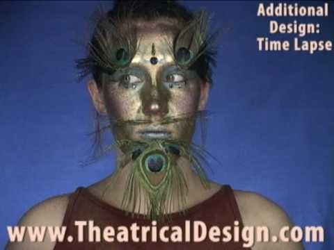 Theatrical Makeup Design Interactive: Alternative Design