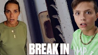 SOMEONE TRIED TO BREAK INTO OUR HOUSE | DOOR KICKED DOWN FOR NEW IPHONE 11 PRO MAX GOLD?