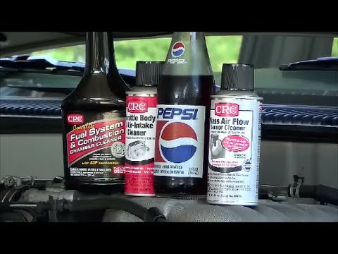 HOW TO CLEAN YOUR MASS AIRFLOW METER / SENSOR & THROTTLE BODY !!!
