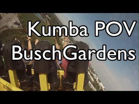 Kumba - Busch Gardens Tampa, FL