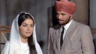Raakhee Revels Her Sad Story - Jeevan Mrityu - Dharmendra - Sad Scene