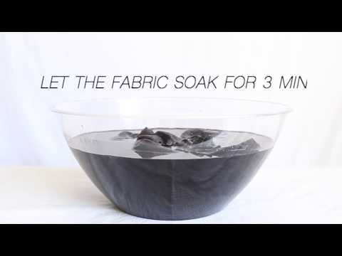 HOW TO RE-DYE FADED BLACK CLOTHES