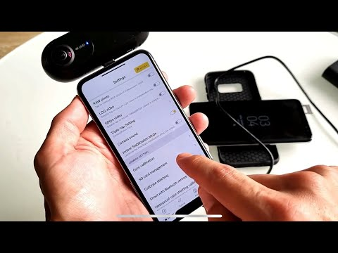 Insta360 ONE: How to Format SD Card While Inside Insta360 One Camera