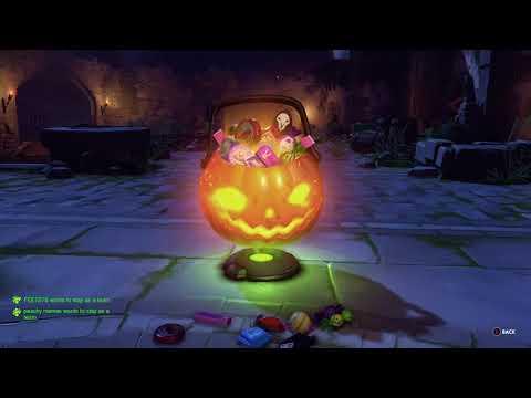 Overwatch OE Halloween Terror 2017 Final Week Opening 7 Loot Boxes