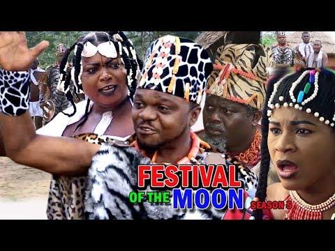 Movie : Festival Of The Moon Season 5 - Ken Erics 2018 Nigerian Nollywood Movie Full HD   1080p