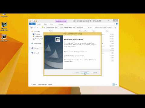 Details Guide to Clean Install Windows 8.1 on Sony VAIO CS11Z Part 3 of 3 (Driver Utilities Update)