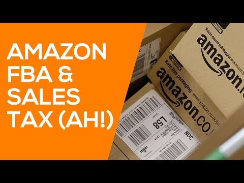 Amazon FBA & Sales Tax: How to Collect & Pay Sales Taxes with TaxJar