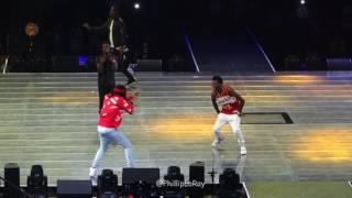 Kap G & Special Guest Dae Dae (Chris Brown Opening Act) - The Party Tour - Atlanta, GA - 5/2/17
