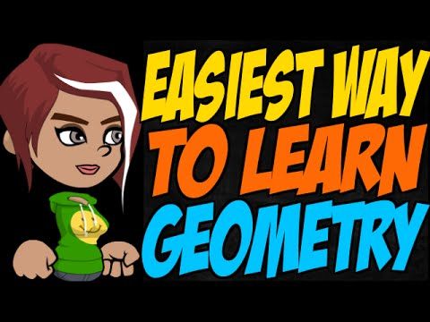 Easiest Way to Learn Geometry