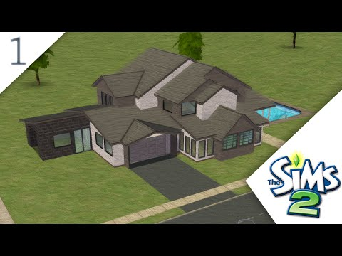 The Sims 2: Let's Build a house (Part 1)
