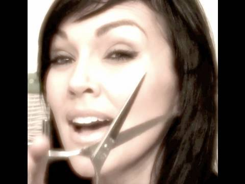 Cheap Trick: How to Cut Your Bangs (fringe) | Kandee Johnson