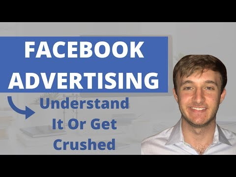Facebook Advertising Strategy: Understand It Or Get Crushed