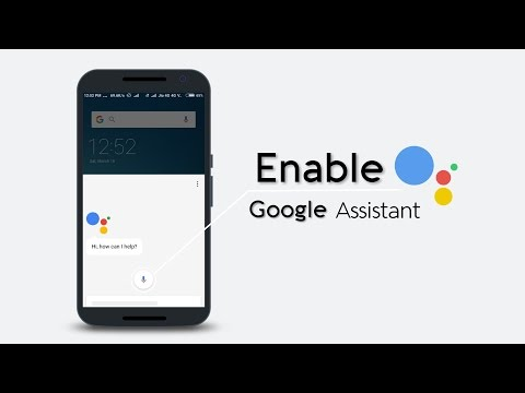 How to Enable Google Assistant on any Android Device without Root (in Hindi)