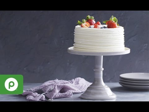 Chantilly Cake: A Decadent Dessert from Publix Bakery