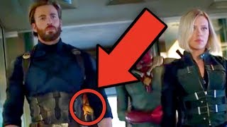 """Avengers Infinity War Trailer Breakdown - """"Big Game"""" Spot Easter Eggs"""