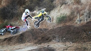 Ghostriding My Dirtbike!