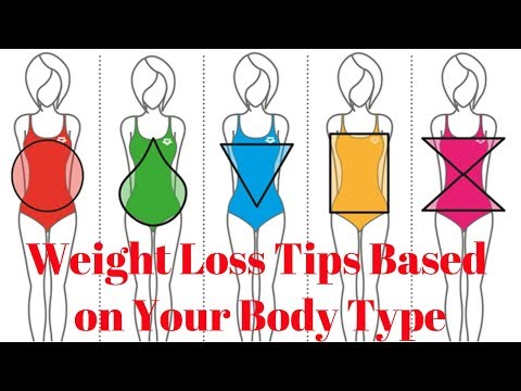 Weight Loss Tips Based on Your Body Type