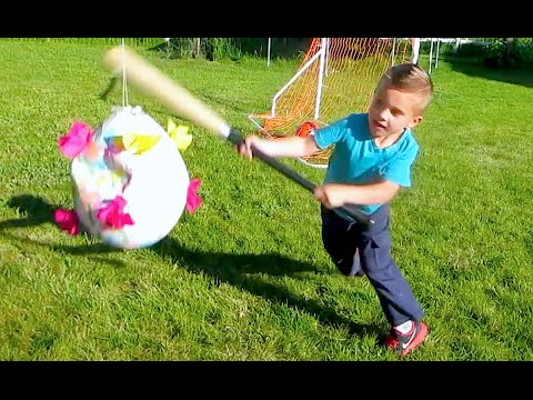 How To Make A Birthday Piñata!