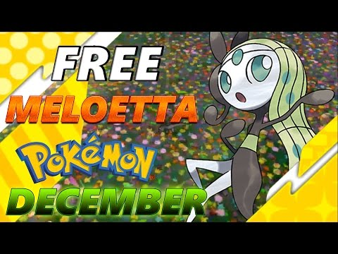 How to Get the Mythical Pokemon Meloetta in Pokemon XY & Alpha Sapphire & Omega Ruby