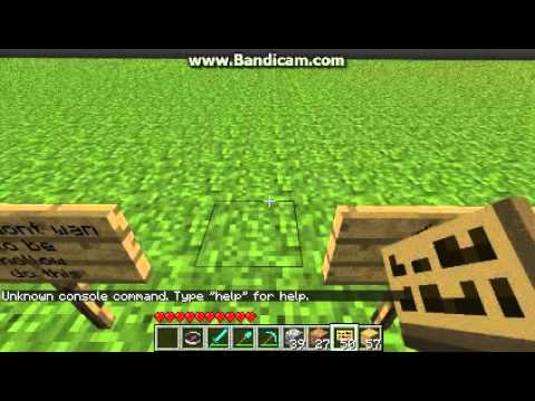How to make Cylinders in Minecraft using WorldEdit