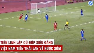 Bị Thái Lan phủ đầu | Đây là cách U22 VN của HLV Park Hang Seo đáp trả khiến đối thủ cay đắng