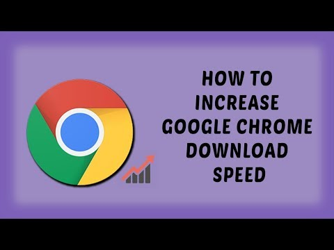 How To Increase Google Chrome Download Speed | Tutorials In Hindi