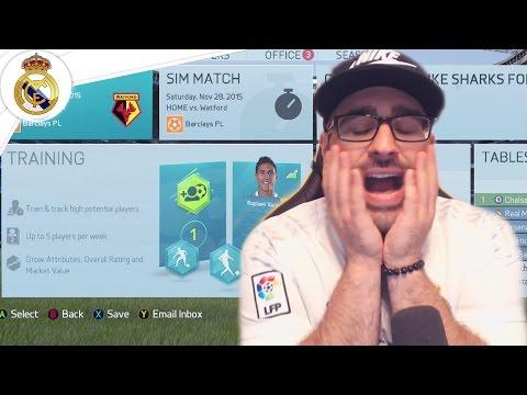 NEW CAREER MODE TEAM? - Real Madrid Career Mode FIFA 16 #15