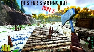 PREPARE YOURSELF - Tips For Official PVP (part 2) - ARK Survival