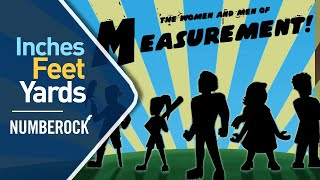 Inches Feet And Yards Song Measurement By Numberock