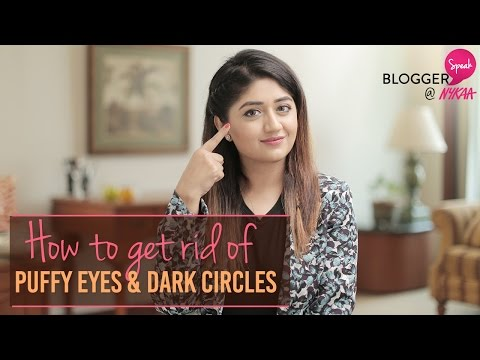 How to get rid of Puffy eyes and Dark Circles | Corallista