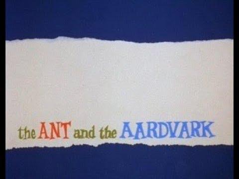 Ant and the Aardvark: THE ANT AND THE AARDVARK (TV version, laugh track)