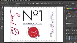 Converting Fonts To Outline - Summit Labels Vancouver - V3C 6G1 - (604) 552-3410