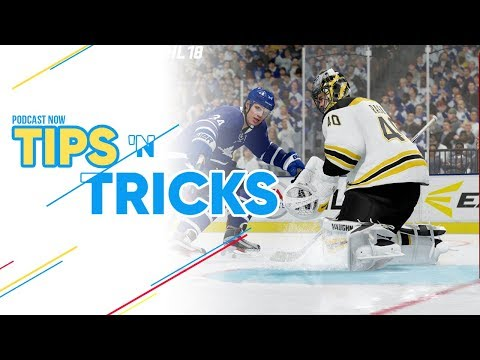 NHL 18 - TIPS AND TRICKS