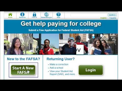 Financial Aid Orientation Video