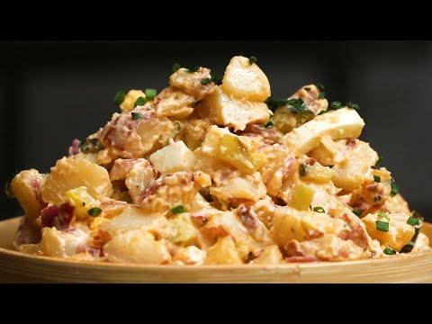 Hearty Potato Salad