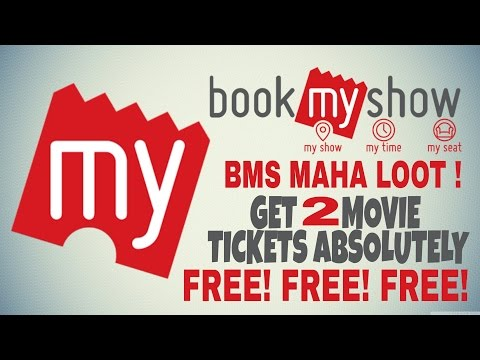 BMS MEGA LOOT! Get 2 movies tickets absolutely FREE! | VERY SIMPLE |