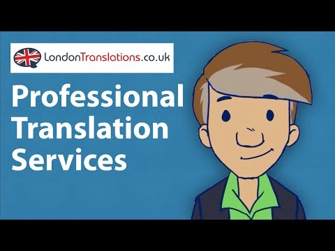Translation Services With Fast & Accurate Translations Guaranteed