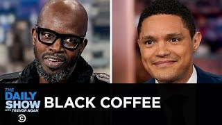 """Black Coffee - Aspiring to Create Authentic South African Music and """"Lalala"""" 
