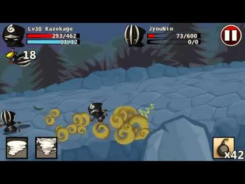 Ninjas STOLEN SCROLLS for Android, iPhone - Official Release Trailer /full version HD