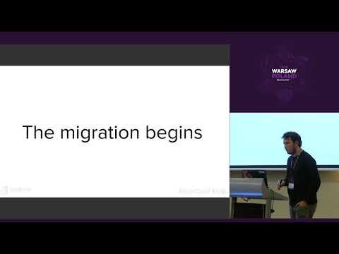 Rewriting a legacy application in Elixir - Raphael Costa - ElixirConf Eu 2018