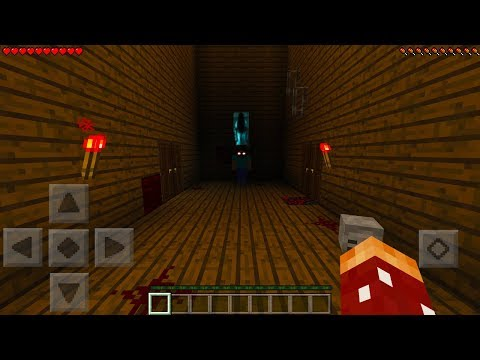 THIS MINECRAFT HOUSE IS CURSED *DO NOT ENTER*