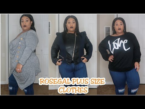 DOES ROSEGAL CLOTHING REALLY FIT PLUS SIZE WOMEN?