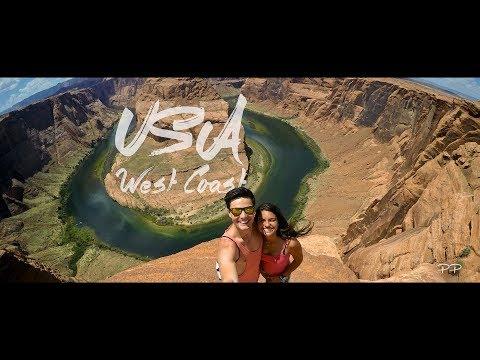 USA - West Coast Road Trip: LA, Grand Canyon, Horseshoe Bend, Vegas, Yosemite & San Francisco