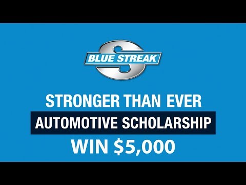 2019 Blue Streak 'Stronger Than Ever' Scholarship Contest