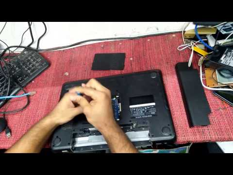 Dell inspiron N4010 touchpad repair