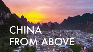 China from above in 4k - DJI Phantom 4 Drone Footage | That Adventurer